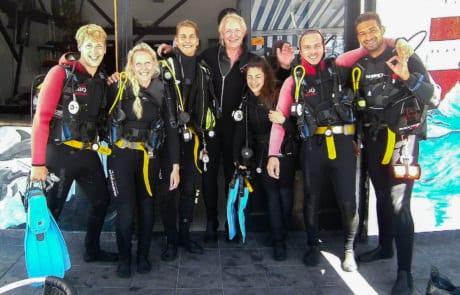 Tauchschule Ocean Trek Teneriffa