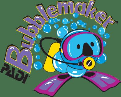 Tauchkurse PADI Bubblemaker