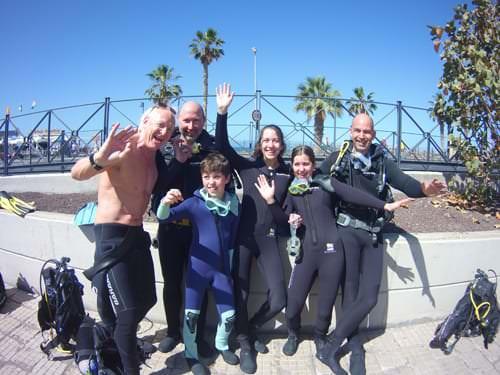 Kontakt Ocean Trek Tauchschule